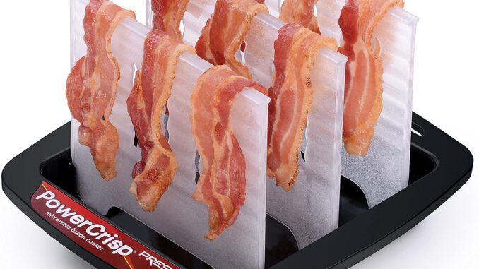 microwave bacon maker