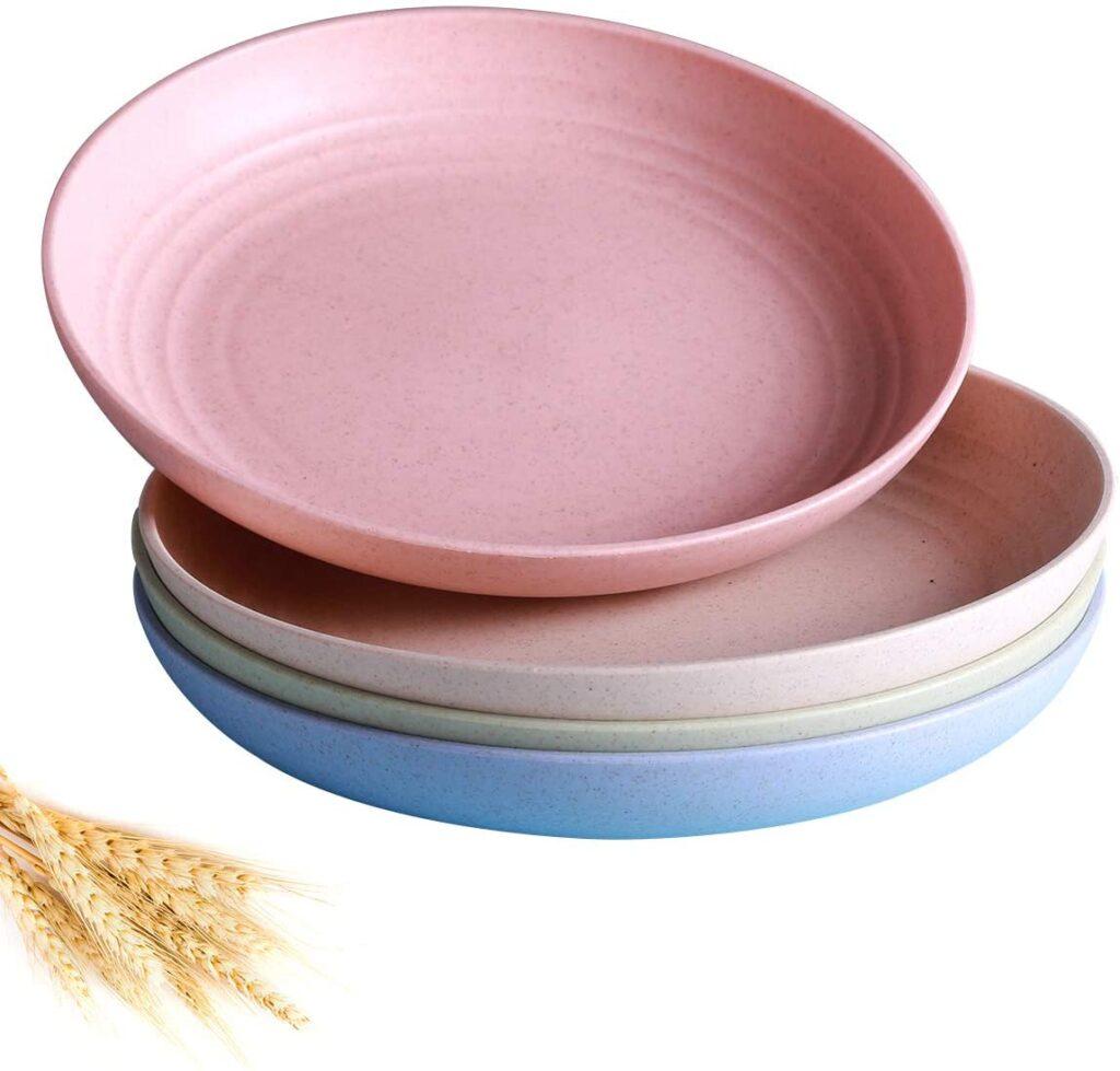 Wheat Straw Plates