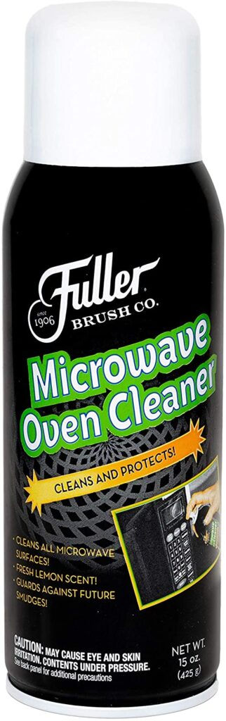 Fuller Brush Microwave Cleaner