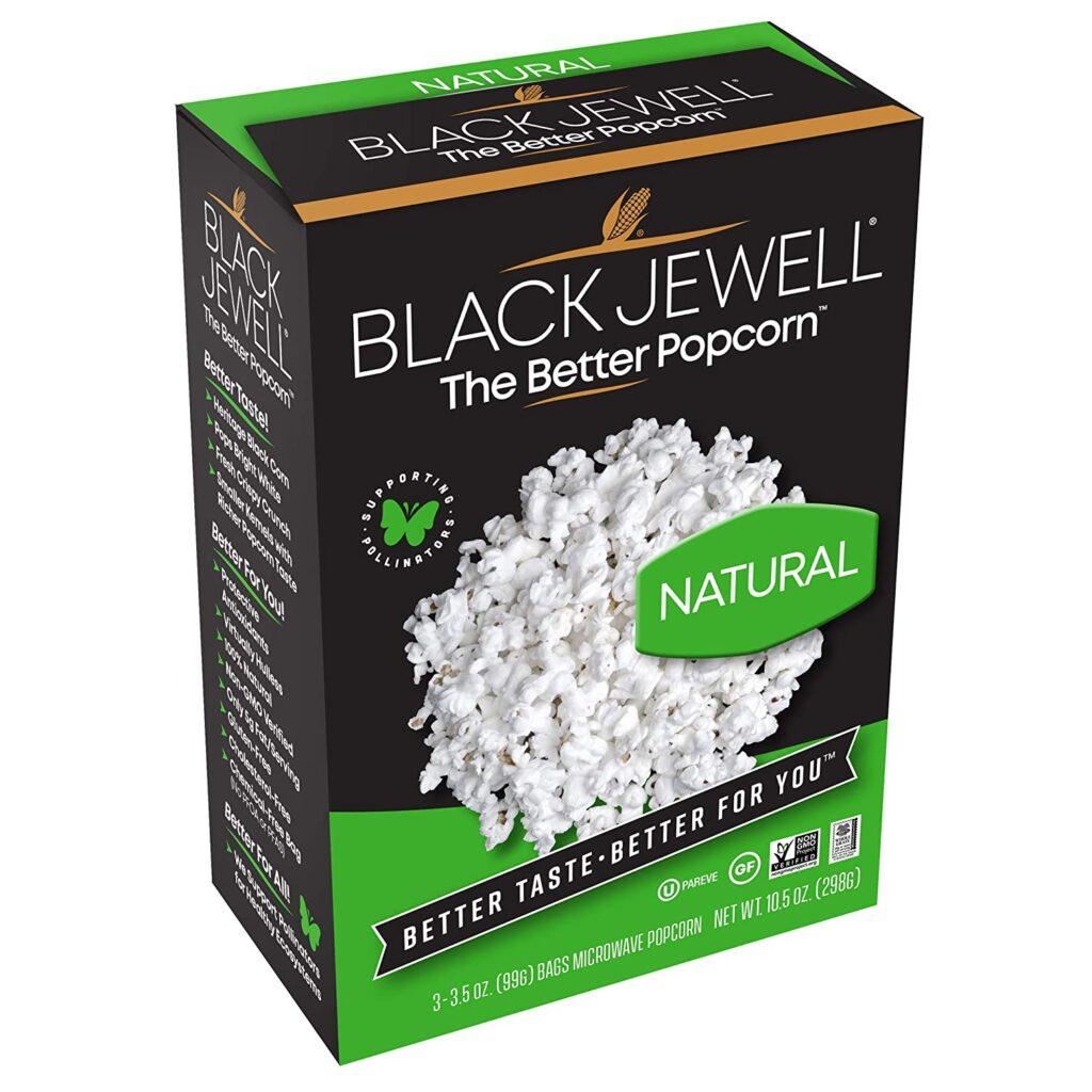 Black Jewell Natural
