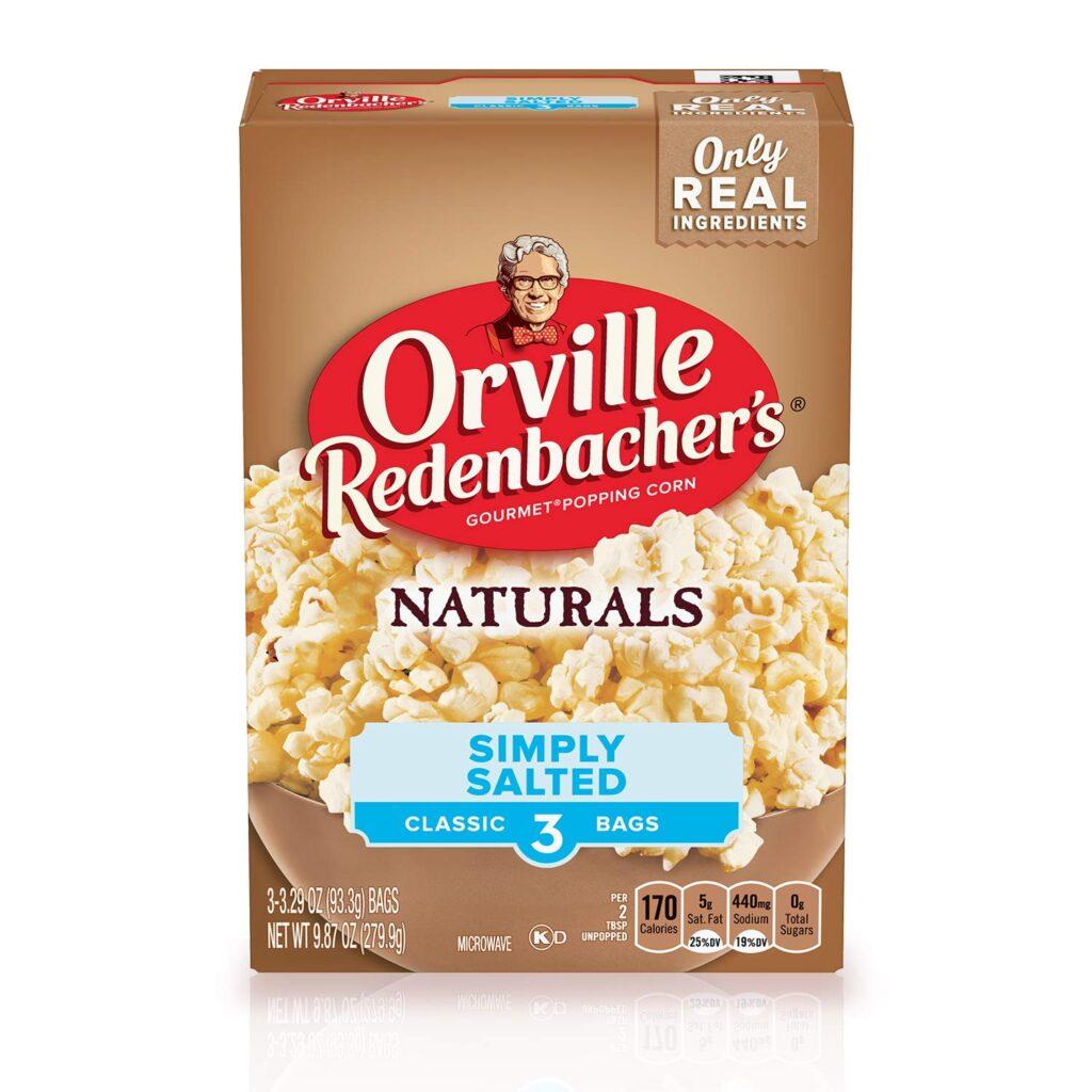 Best Vegan Microwave Popcorn Top 4