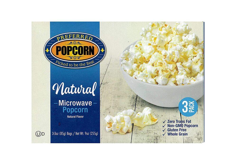 Preferred Popcorn Natural
